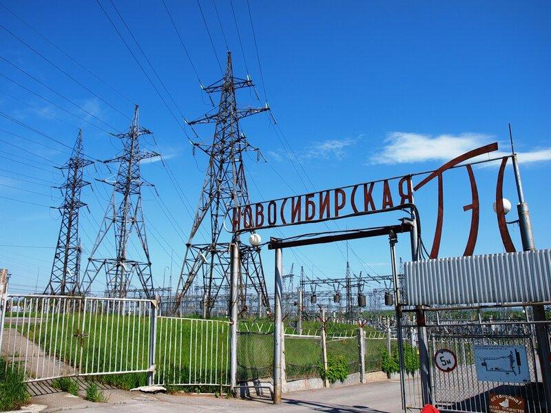 Экскурсия на ГЭС