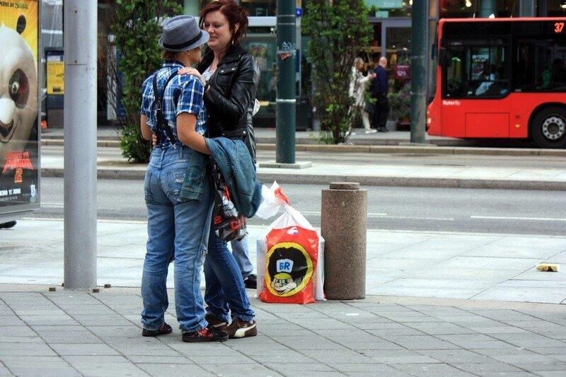Русские жесткие лисбиянки 4 фотография