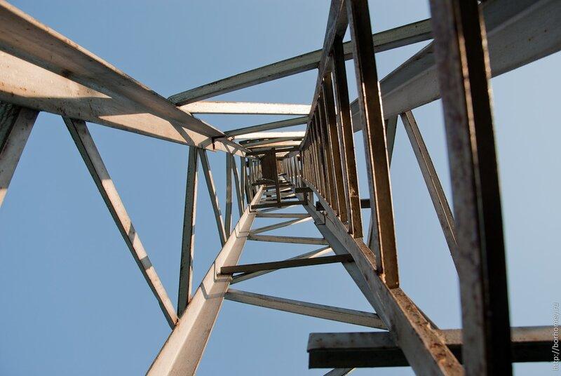 лестница вид снизу