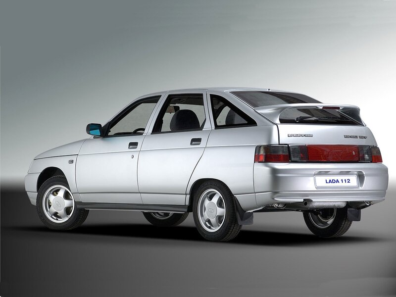 Dab F B Xl on Suzuki Cultus 1999 From Russia With Love