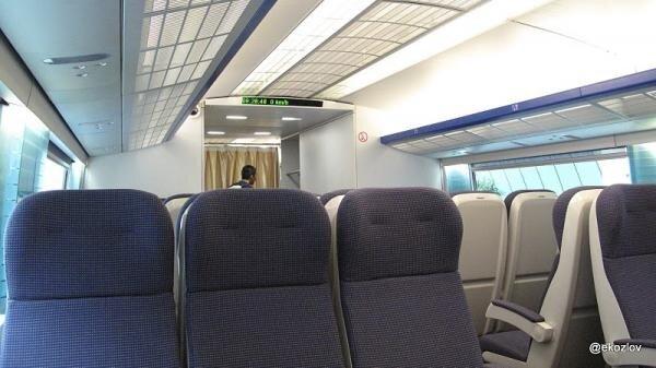 Скоростные передвижения по Китаю или поездатые китайские поезда.