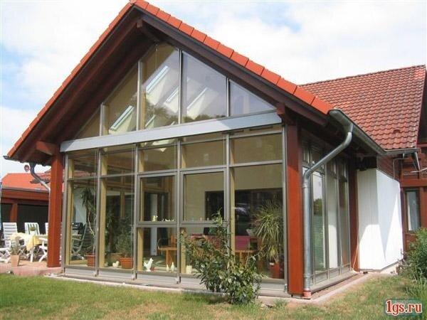 Современное фасадное остекление представляет собой заполнение горизонтальных, вертикальных проемов зданий...