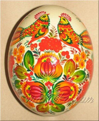 Роспись страусиных яиц | Новинки: http://malivka.com/novinki/rospis-strausinix-yaic.html