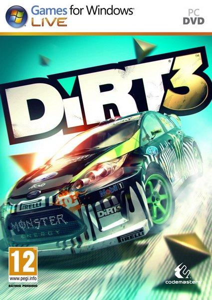 Dirt 3 (2011/RUS/ENG/Repack)