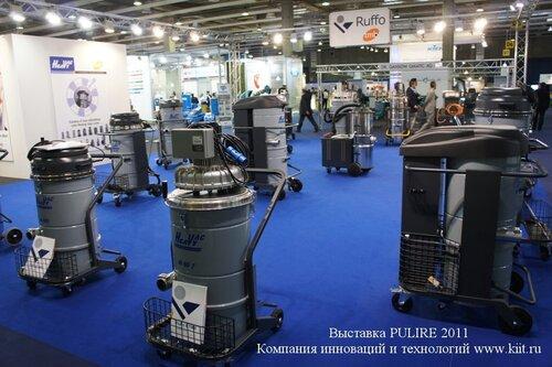 Промышленные пылеососы TMB