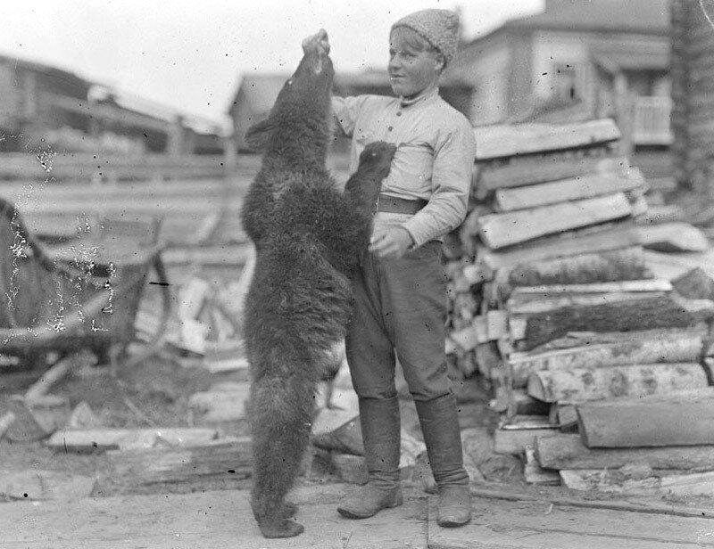 Le SPCA en Russie du nord et en Sibйrie.