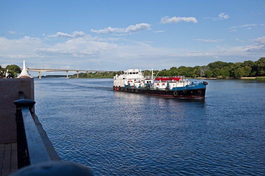 дон река корабль ростов