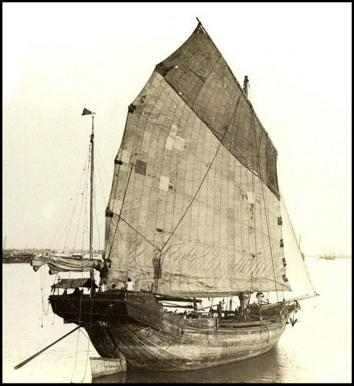 Китай 100 лет назад