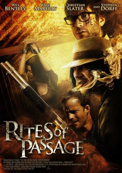 Семейные тайны / Rites of Passage (2011) HDRip