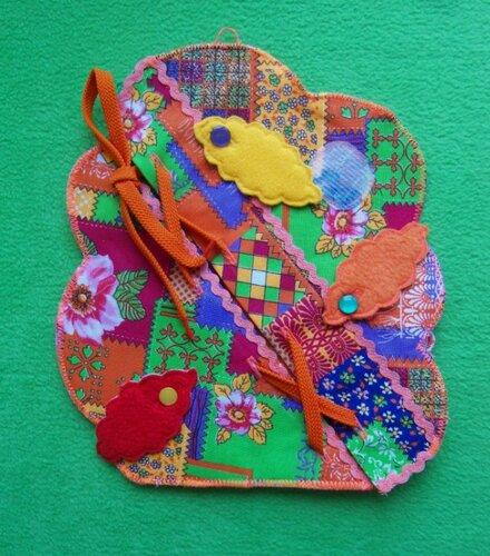Детский календарь своими руками. Осень