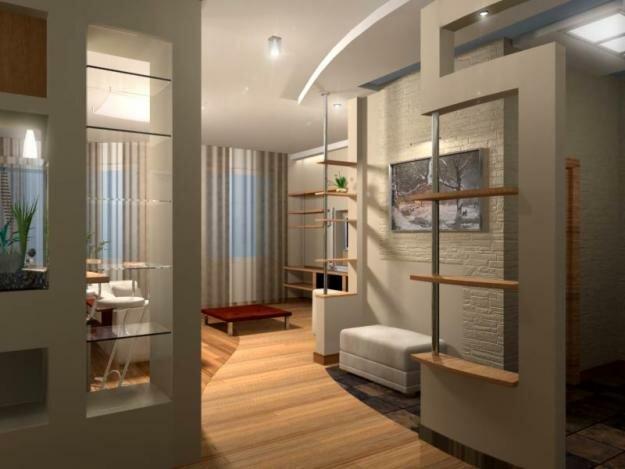 Дизайн элитных квартиры