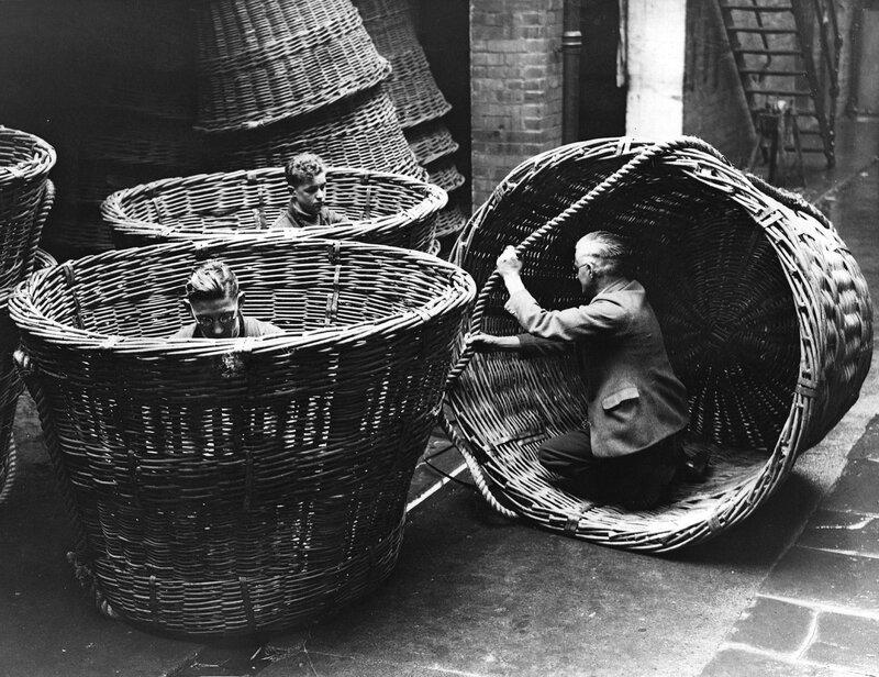 Oil Cake Baskets
