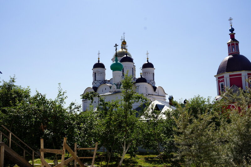 Собор Рождества Богородицы, Свято-Пафнутиев Боровский монастырь