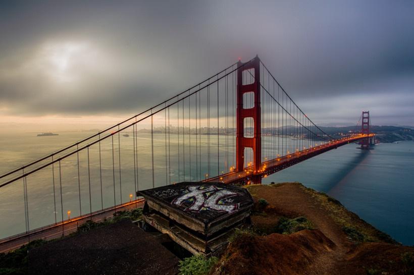 Золотые ворота Сан Франциско 0 14178a cfecd586 orig