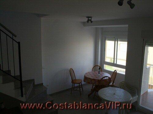 дуплекс в Daimuz, апартаменты в Daimuz, квартира в Даймусе, апартаменты в Даймусе, апартаменты дуплекс в Даймусе, дуплекс, Коста Бланка, CostablancaVIP, недвижимость в Испании, апартаменты в Испании, квартира в Испании