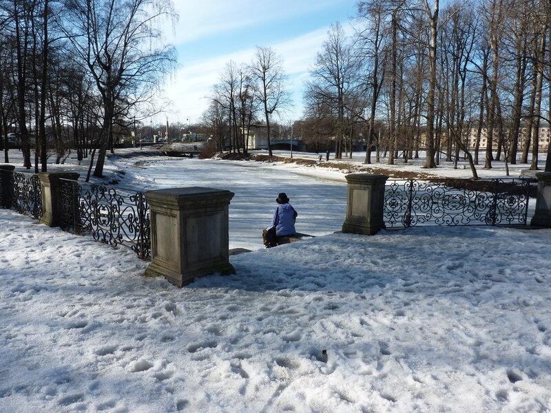 Лопухинский сад, Дача Громова