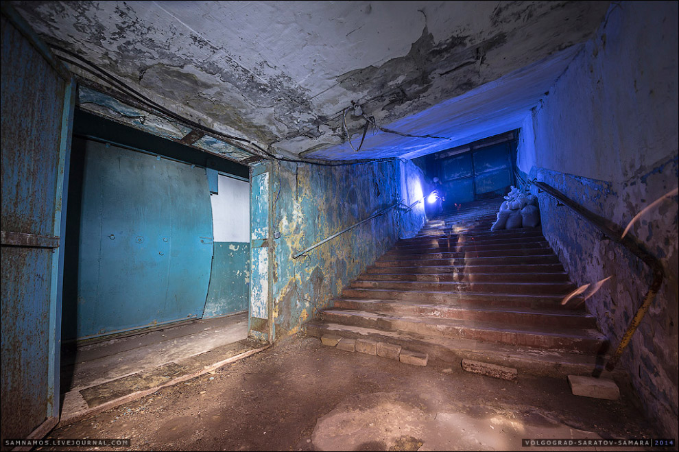 долгое время фото подземного саратова состав
