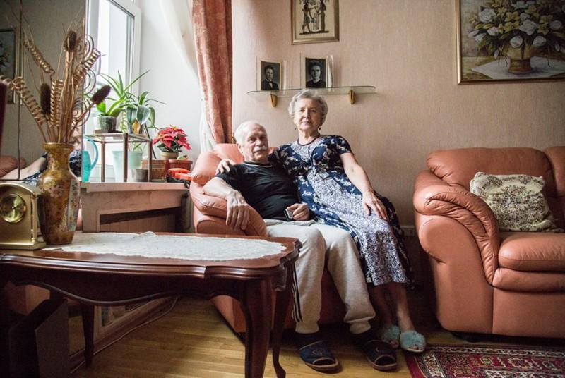 Истории россиян, создавших семью после 50 лет (11 фото)