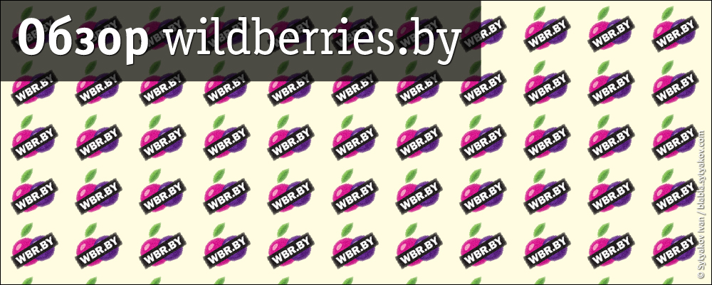 Обзор интернет-магазина wildberries.by