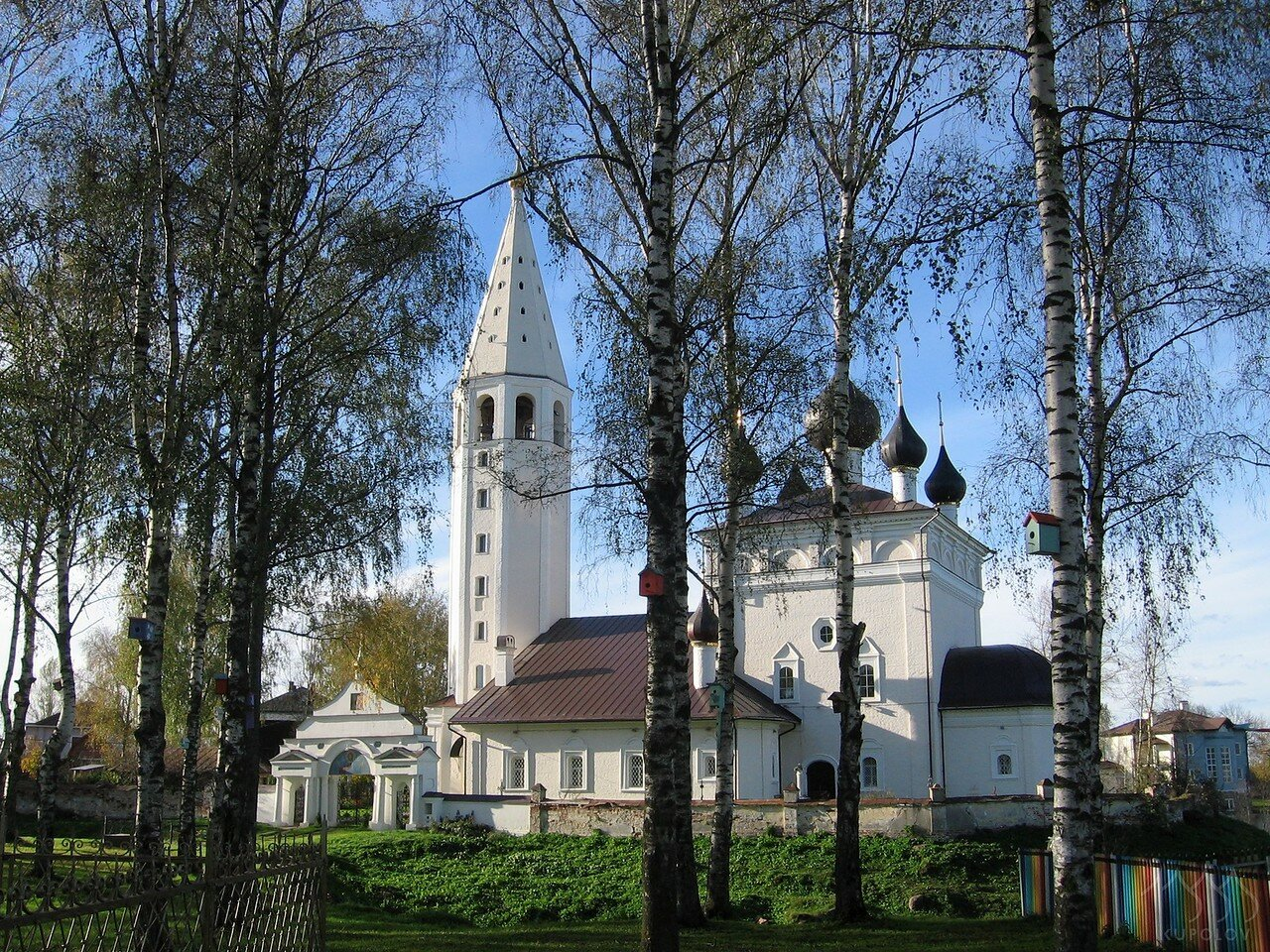 Воскресенская церковь (село Вятское)