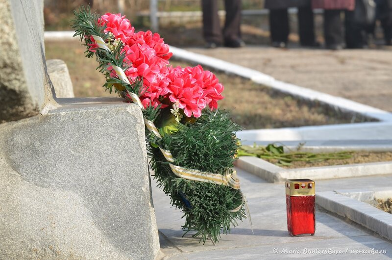 Члены ассоциаций жертв политических репрессий напомнили об упразднении социальных льгот, Саратов, 30 октября 2014 года