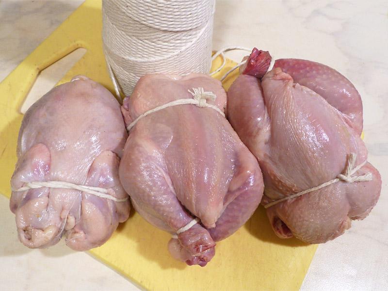 Цыплята по-польски
