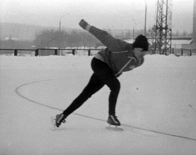 Февраль 1985г. Шварцман Ю.
