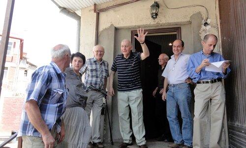 Тбилисский бридж-клуб