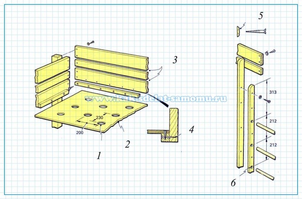 Делаем двухъярусную кровать