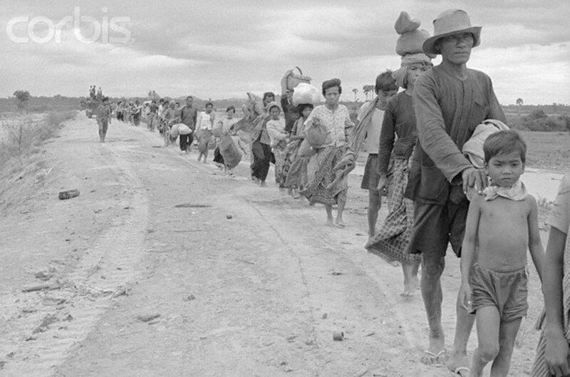 Апрель 1975. Исход из Пномпеня