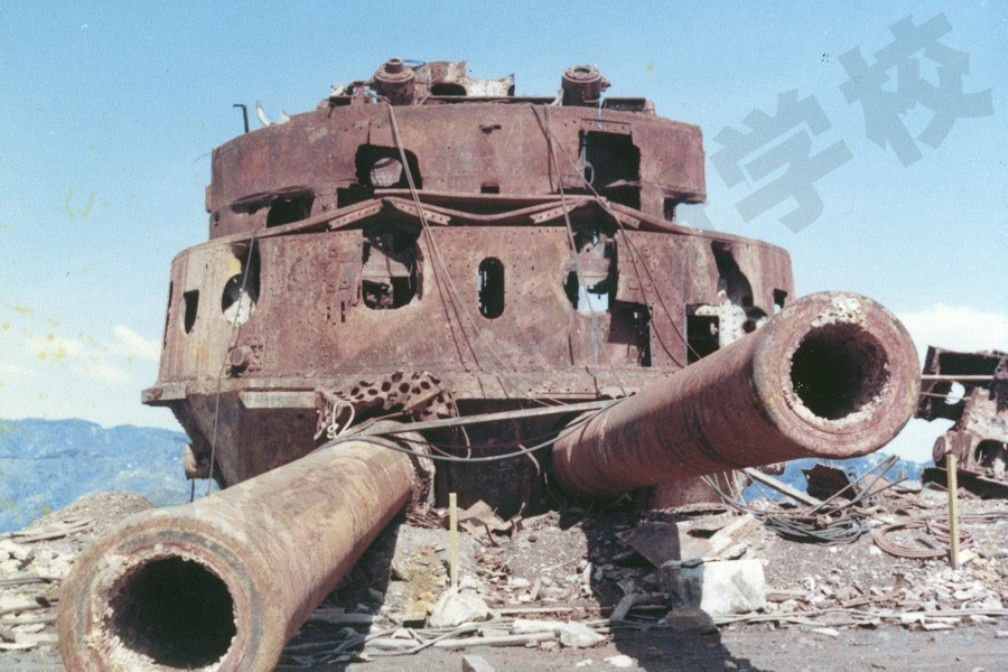 Башня линкора