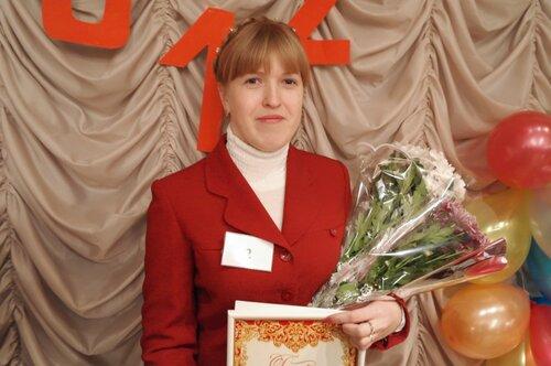 М.А.Петрова — победительница муниципального этапа конкурса «Воспитатель года − 2012»