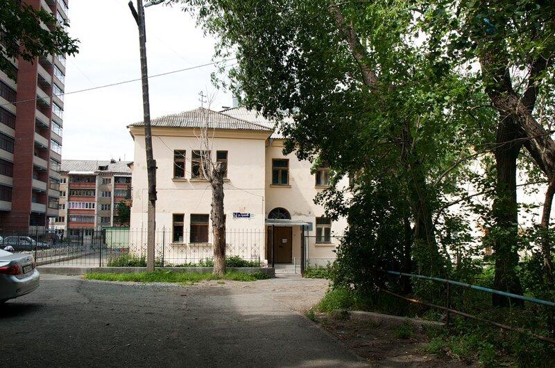 Дорожная клиническая больница ул. шлиссельбургская