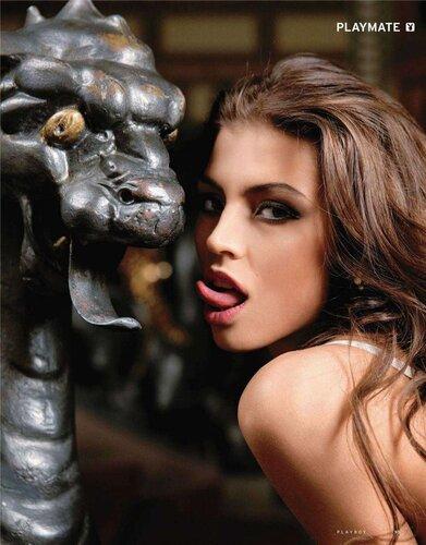 Валентина Колесникова / Valentina Kolesnikova in Playboy Russia august 2011