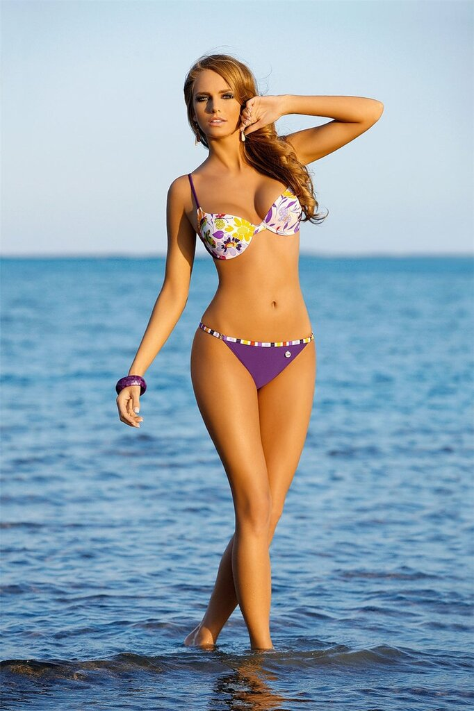 Эвелина Ользак / Ewelina Olczak for Self Swimwear 2010-2011