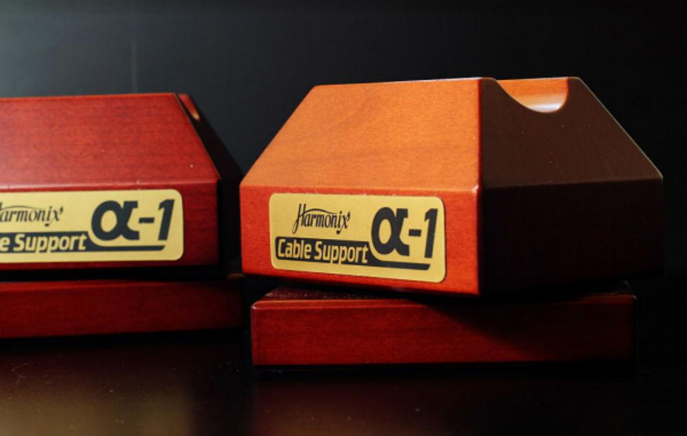 подставка для аудиокабеля