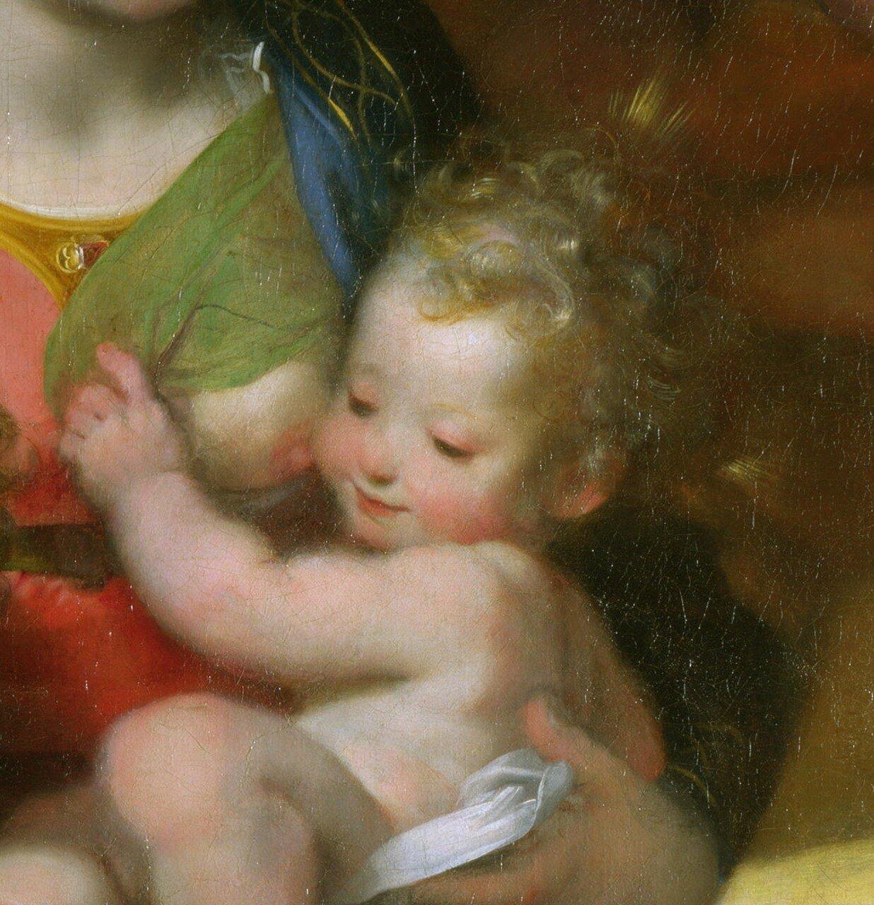 The Madonna of the Cat ('La Madonna del Gatto')
