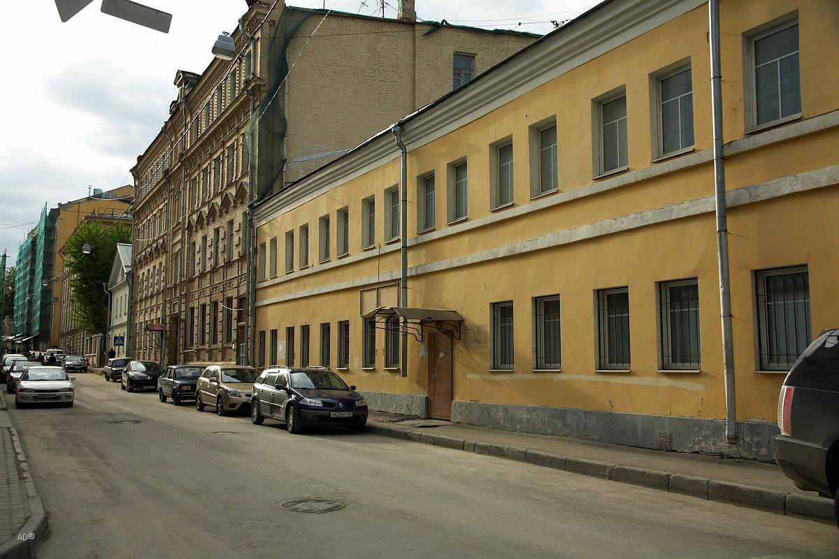 Доходный дом Н. Н. Чернева