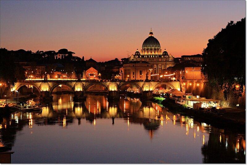 Огни Рима