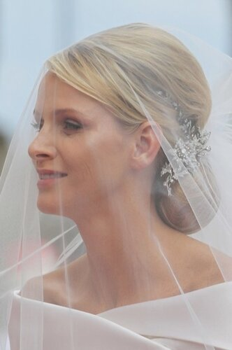 Monaco Royal Wedding - The Religious Wedding Ceremony