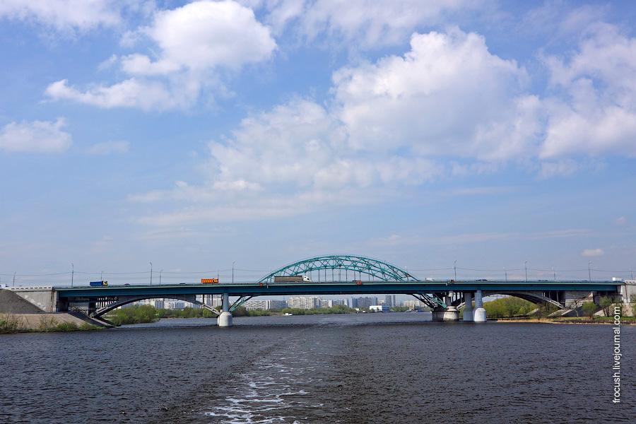 Бесединские мосты МКАД