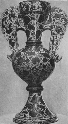 Крылатая ваза из Эрмитажа