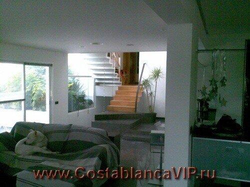 вилла в Busot, вилла в Бусот, вилла в Испании, недвижимость в Испании, современная вилла в Испании, современный дизайн, Коста Бланка, CostablancaVIP