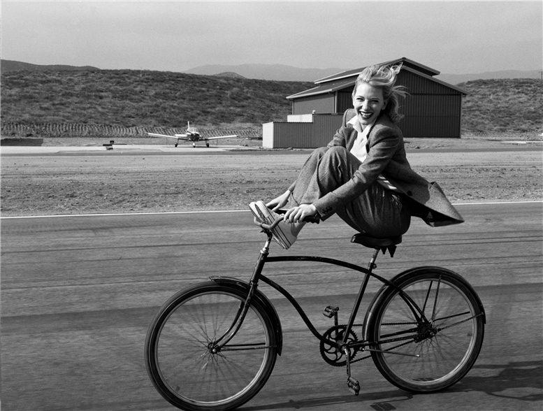 модель Кейт Бланшетт / Cate Blanchett, фотограф Annie Leibovitz