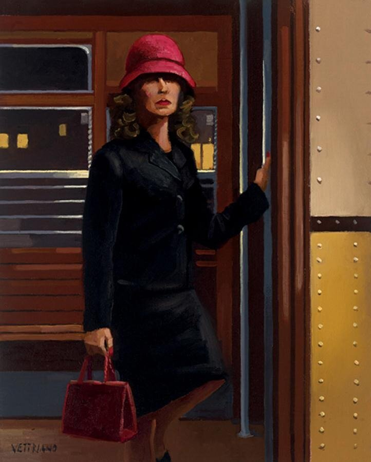 Woman Of Mine., by Jack Vettriano