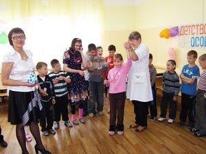 Дети Находки бесплатно получают путевки в лагерь здоровья