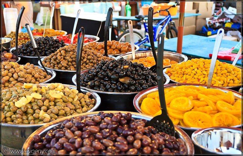 Вкус Города 2011 в Тель Авиве