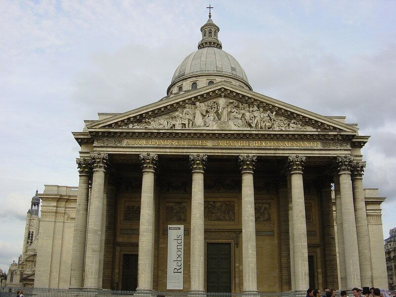Франция, Париж, Пантеон