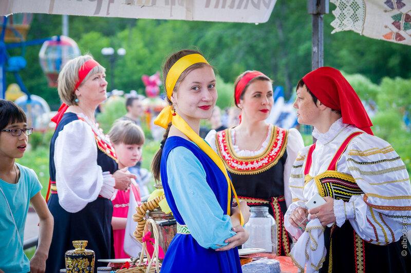 Фестиваль Беляш-ай