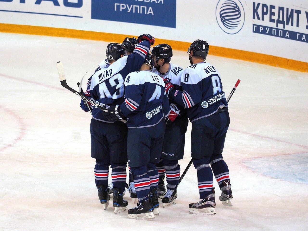 51Металлург - Динамо Минск 13.09.2016